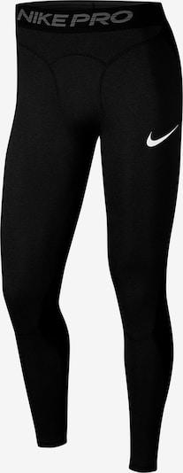 NIKE Unterwäsche in grau / schwarz / weiß, Produktansicht