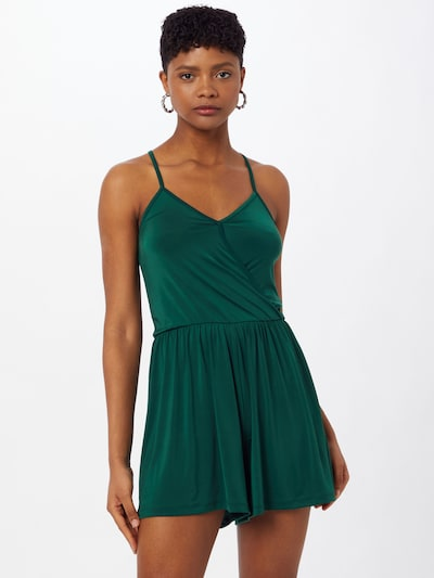 zöld ABOUT YOU Kezeslábas 'Jill', Modell nézet