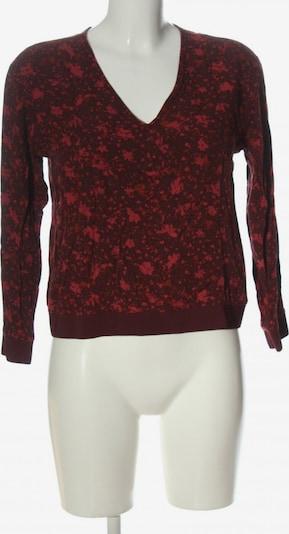 Comptoirs des Cotonniers V-Ausschnitt-Shirt in S in braun / rot, Produktansicht