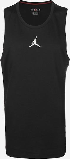 Jordan Top in schwarz / weiß, Produktansicht