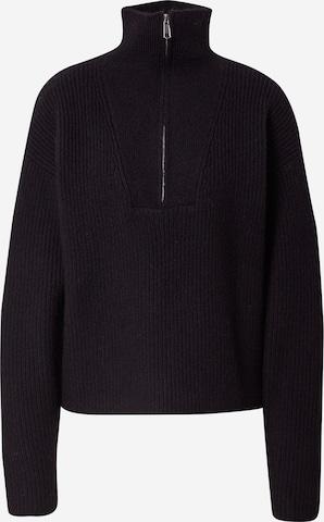 ABOUT YOU x MOGLI Pullover 'Nia' i svart