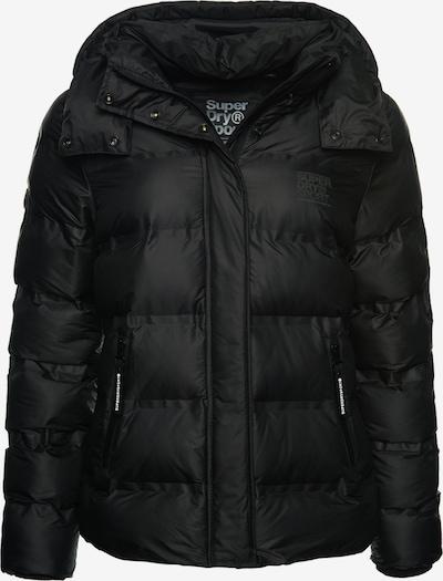 Superdry Veste d'hiver 'Koanda' en noir, Vue avec produit
