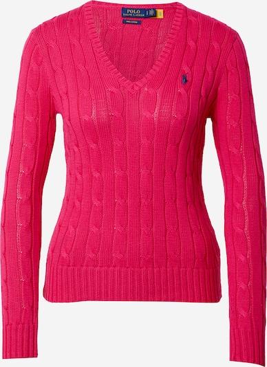 Megztinis 'KIMBERLY' iš POLO RALPH LAUREN , spalva - tamsiai mėlyna / rožinė, Prekių apžvalga