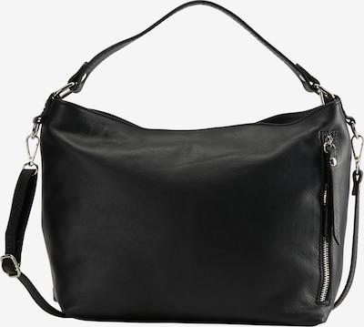 usha WHITE LABEL Schultertasche in schwarz, Produktansicht