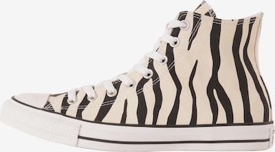 CONVERSE Sneaker 'Chuck Taylor All Star' in beige / schwarz / weiß, Produktansicht