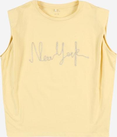 NAME IT Top 'DYA' w kolorze pastelowo-żółtym, Podgląd produktu