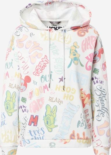 PRINCESS GOES HOLLYWOOD Sweat-shirt en mélange de couleurs / blanc, Vue avec produit