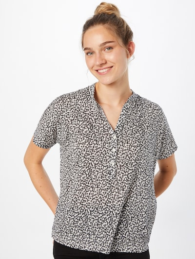 Marc O'Polo Blouse in Black / White, View model