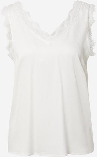 Cream Top 'Alena' - bílá, Produkt