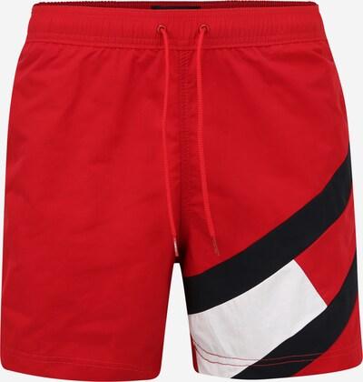 Tommy Hilfiger Underwear Plavecké šortky - námornícka modrá / ohnivo červená / biela, Produkt