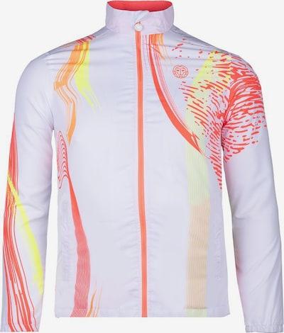 BIDI BADU Tennisjacke 'Finan' in weiß, Produktansicht