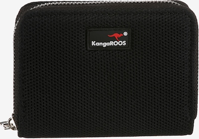 KangaROOS Portemonnaie in schwarz, Produktansicht