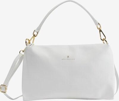 DreiMaster Klassik Tasche in weiß, Produktansicht