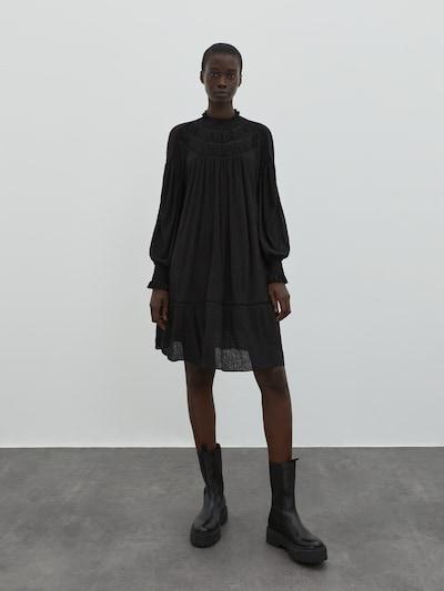 EDITED Kleid 'Leonora' in schwarz, Modelansicht