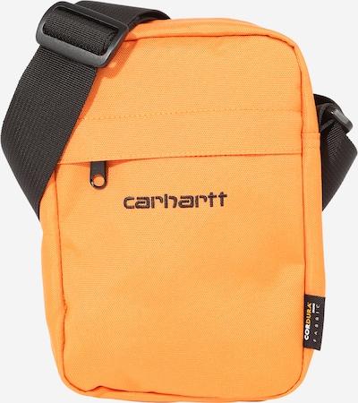 Carhartt WIP Schoudertas in de kleur Sinaasappel / Zwart, Productweergave