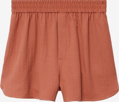 MANGO Kalhoty 'LUARCA' - nažloutlá, Produkt