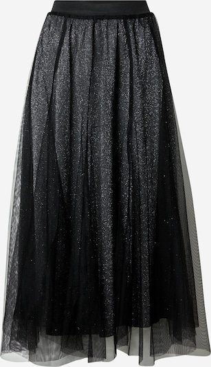 JACQUELINE de YONG Rock 'Merle' in schwarz / silber, Produktansicht