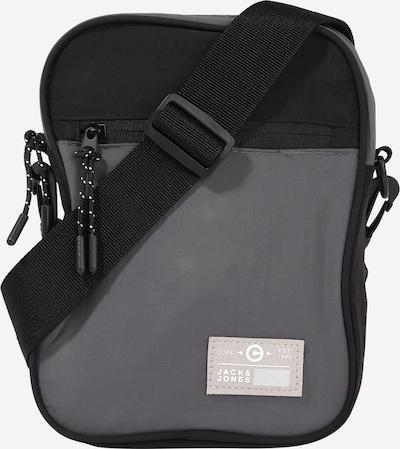 JACK & JONES Taška cez rameno 'GORDON' - čadičová / čierna, Produkt
