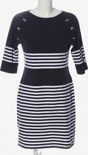 LISA CAMPIONE Minikleid in L in schwarz / weiß, Produktansicht