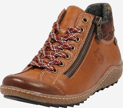 RIEKER Lace-up shoe in Brown / Cognac, Item view