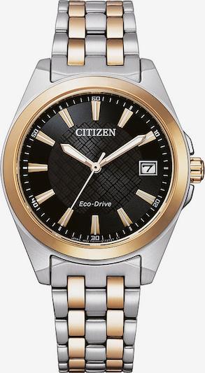 CITIZEN Citizen Solaruhr in gold / silber, Produktansicht