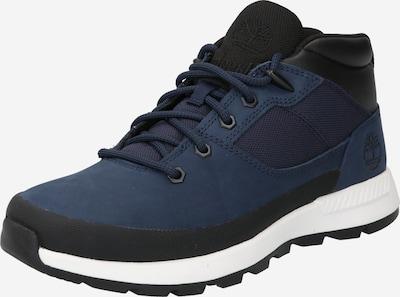 TIMBERLAND Sporta apavi ar šņorēm 'Sprint Trekker Super Ox' kamuflāžas / melns, Preces skats