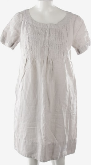 0039 Italy Leinenkleid in XS in greige, Produktansicht