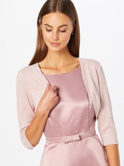 SWING Bolero in rosa / silber, Modelansicht