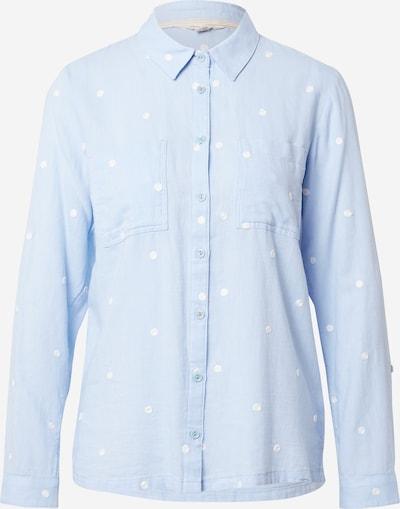 WHITE STUFF Chemisier 'Emilia' en bleu clair / blanc, Vue avec produit