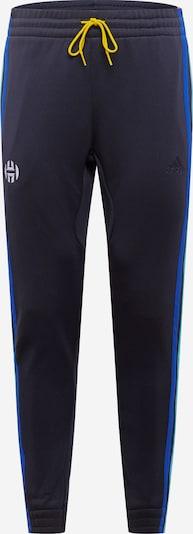 ADIDAS PERFORMANCE Pantalón deportivo 'Harden' en mezcla de colores / negro, Vista del producto