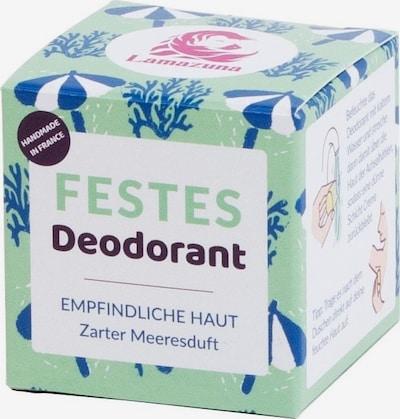 Lamazuna Deodorant 'Zarter Meeresduft Festes' in transparent, Produktansicht