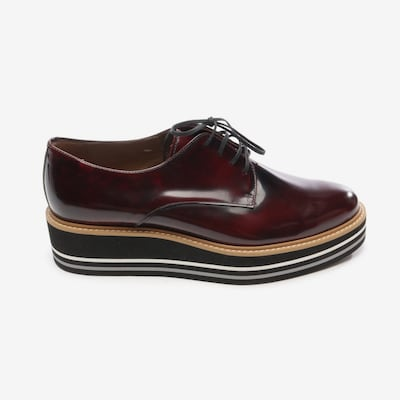 Pertini Flats & Loafers in 38 in Chestnut brown, Item view