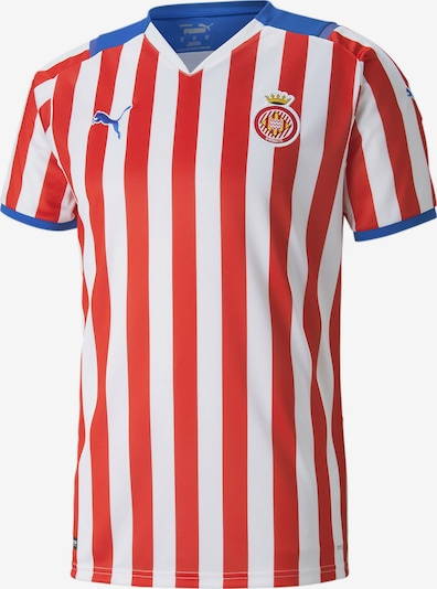 PUMA Tricot 'Girona' in de kleur Rood / Wit, Productweergave