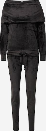 LingaDore Pyjama in de kleur Zwart, Productweergave