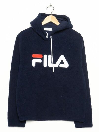 FILA Fleece in XL in dunkelblau, Produktansicht