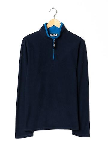 FILA Fleece in L-XL in Blau