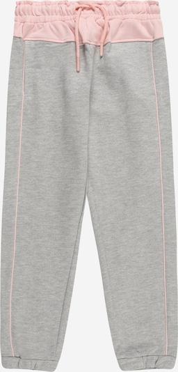 Pantaloni OVS pe gri amestecat / roz, Vizualizare produs