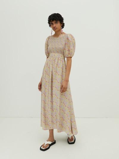 EDITED Kleid 'Karina' in mischfarben, Modelansicht