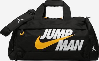 Jordan Bolso en amarillo / negro / blanco, Vista del producto