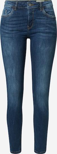 EDC BY ESPRIT Jeans in dunkelblau: Frontalansicht