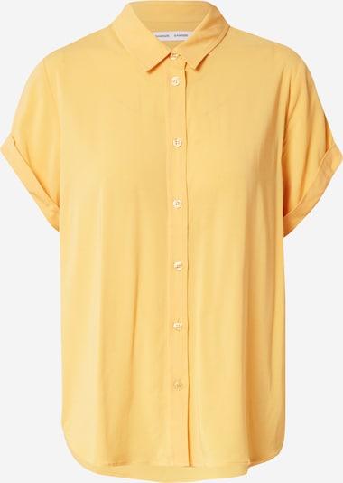 Maglietta 'Majan' Samsoe Samsoe di colore giallo, Visualizzazione prodotti