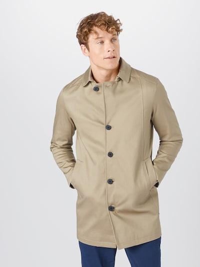 SELECTED HOMME Mantel in beige, Modelansicht