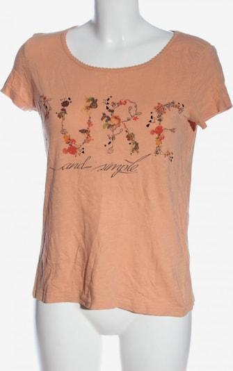 EDC BY ESPRIT Print-Shirt in M in nude, Produktansicht