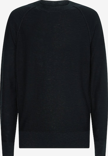 Calvin Klein Pull-over en noir, Vue avec produit