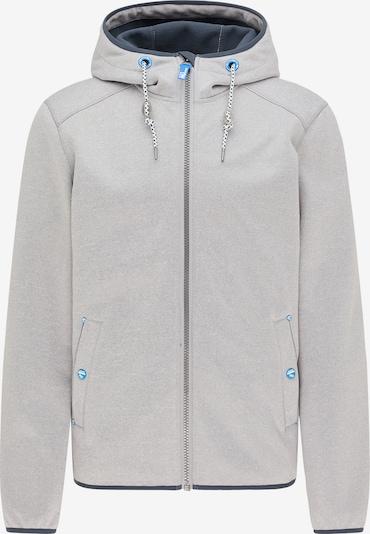 Mo SPORTS Functionele jas in de kleur Lichtblauw / Lichtgrijs, Productweergave
