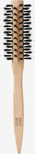 Marlies Möller Medium Round Styling Brush in braun / schwarz, Produktansicht