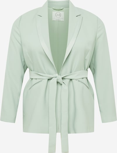 Guido Maria Kretschmer Curvy Collection Blazer 'Maren' en menta, Vista del producto