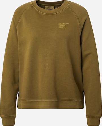 Marc O'Polo DENIM Sweatshirt in Green