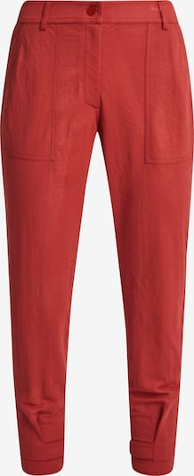 Ci comma casual identity Hose in rot, Produktansicht