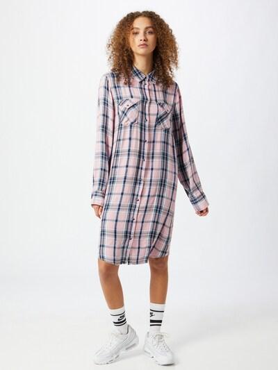 REPLAY Kleid in blau / lila / rosa, Modelansicht